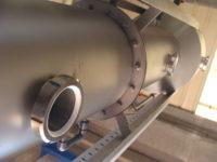 Reactor Anammox Planta Pilot SAVING-E